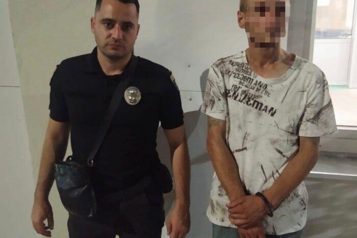 В Ужгороді затримали раніше судимого зловмисника, який пограбував пенсіонера