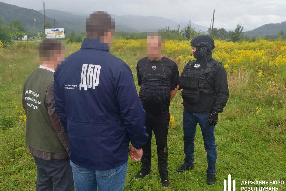 На Закарпатті затримало військовослужбовця під час продажу метамфетаміну