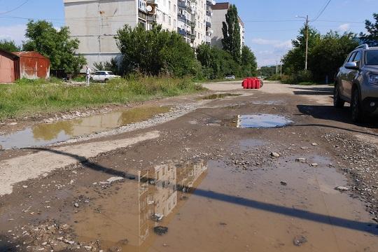 Капремонт вулиці Олександра Богомольця розпочали в Ужгороді